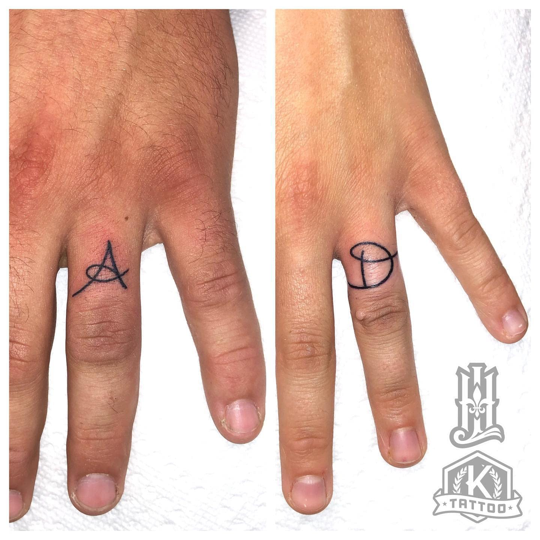 lettering_wedding_initials