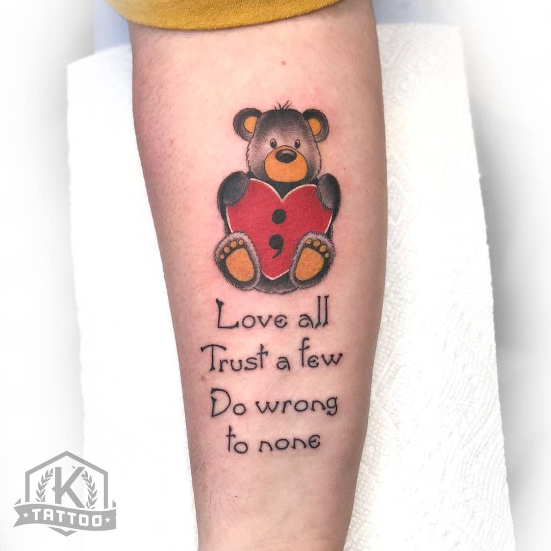 lettering_love_all_trust_a_few_bear
