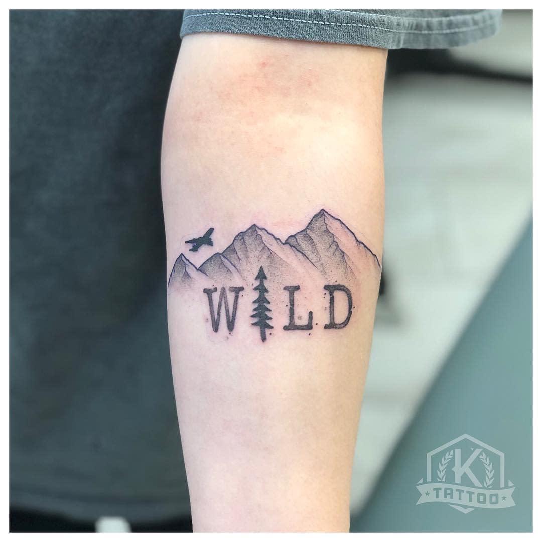 lettering_wild_mountain
