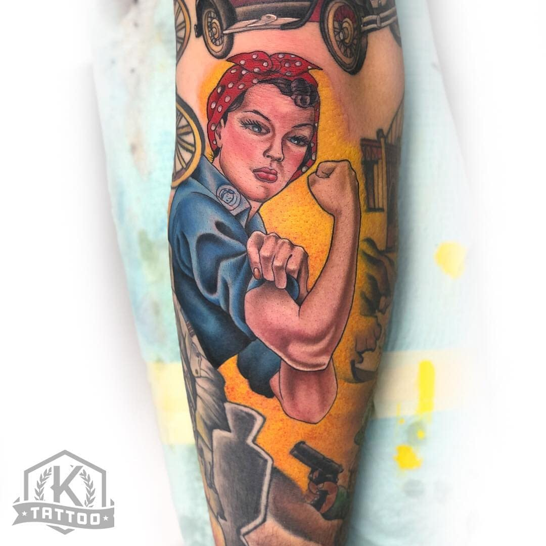 color_Rosie_the_riveter