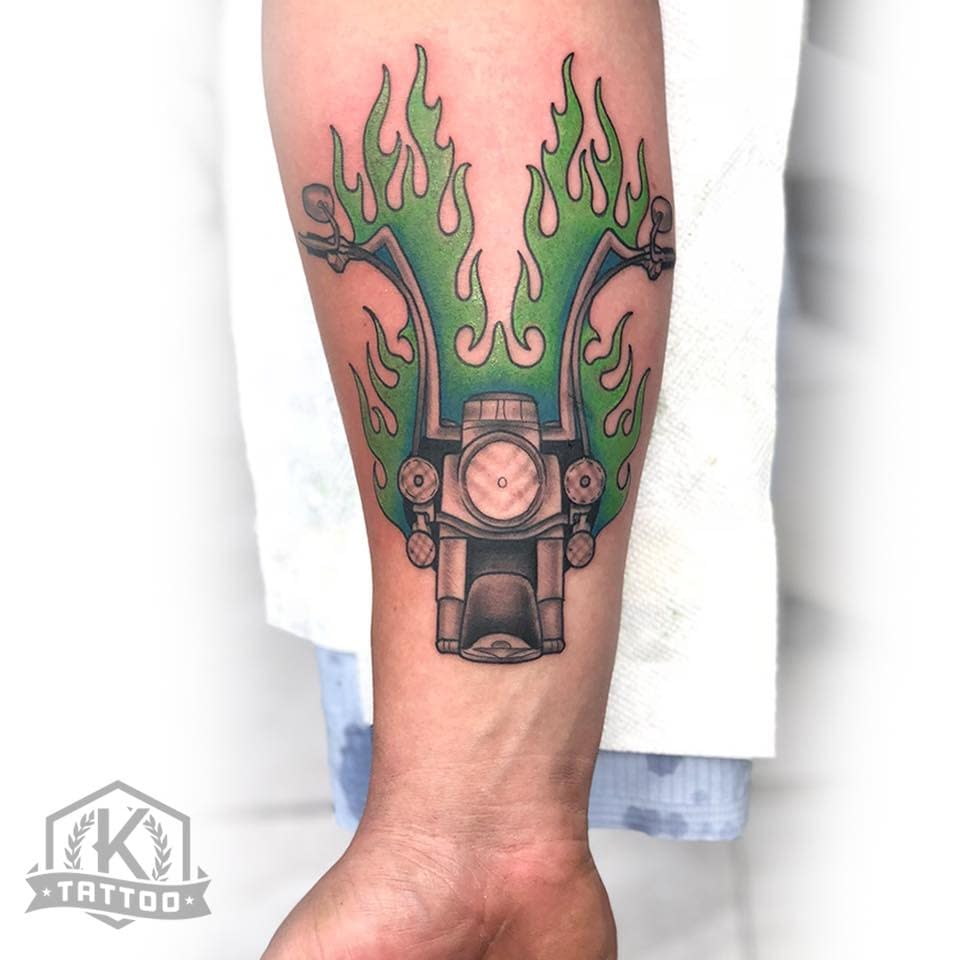color_motercycle_green_flames